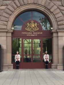 Gardes du palais